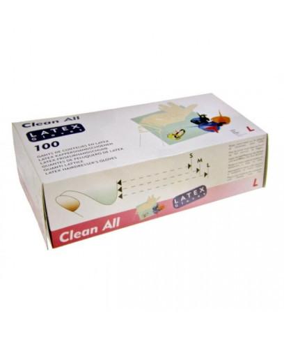 Перчатки Sibel Латексные S 100 шт