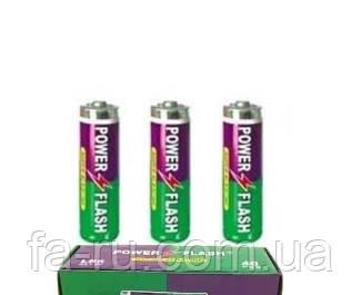 Батарейка алкалиновая POWER FLASH AAА R3 (мизинчик)