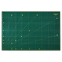 Двусторонний макетный коврик  для резки Axent А1 самовосстанавливающийся