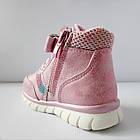 Теплые деми ботинки девочкам, р. 26 (16,5 см), фото 5