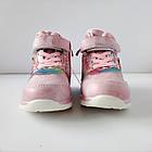 Теплые деми ботинки девочкам, р. 26 (16,5 см), фото 7