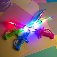 Меч світиться іграшковий 38 см, фото 2