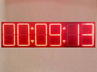 Светодиодный секундомер (часы, минуты, секунды), фото 1
