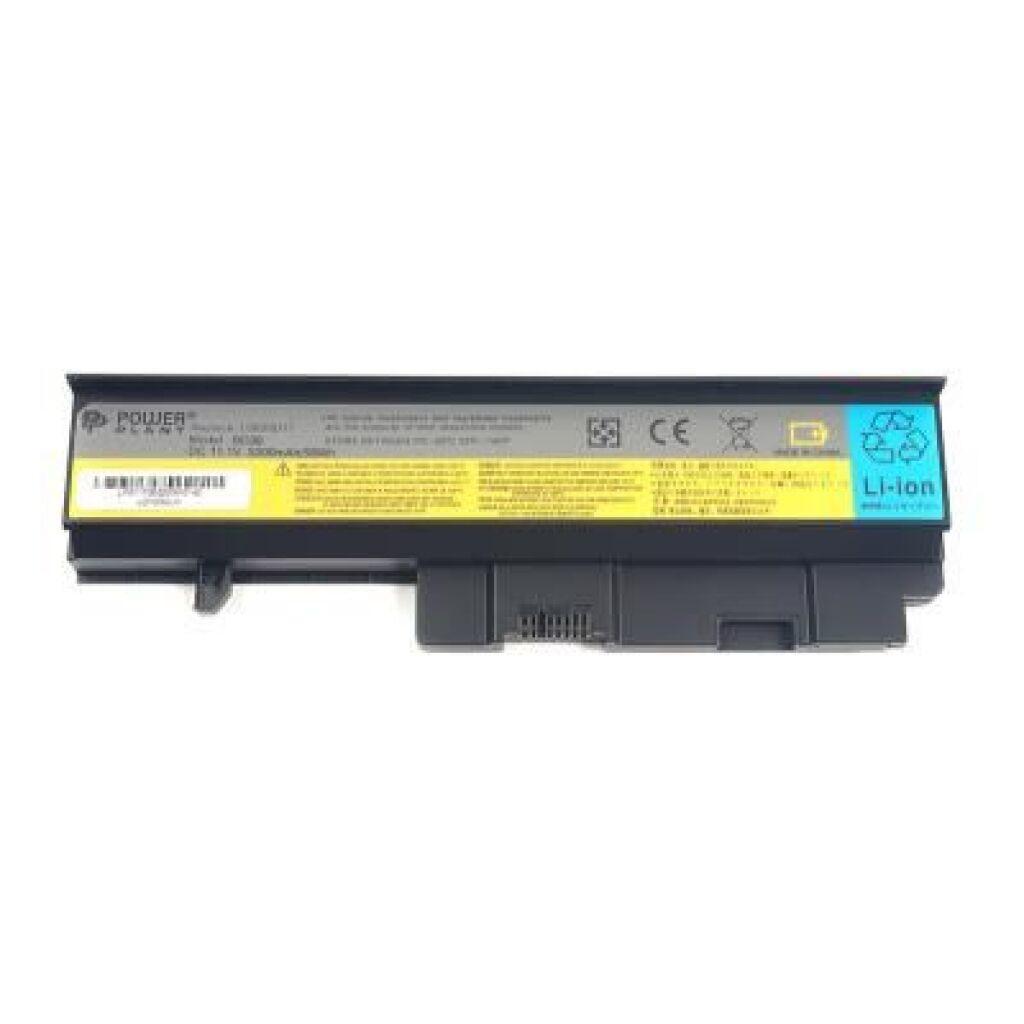Аккумулятор для ноутбука IBM/LENOVO Ideapad Y330 (LO8S6D11, LOY330LH) 11.1V 5200mAh PowerPlant (NB480371), фото 1