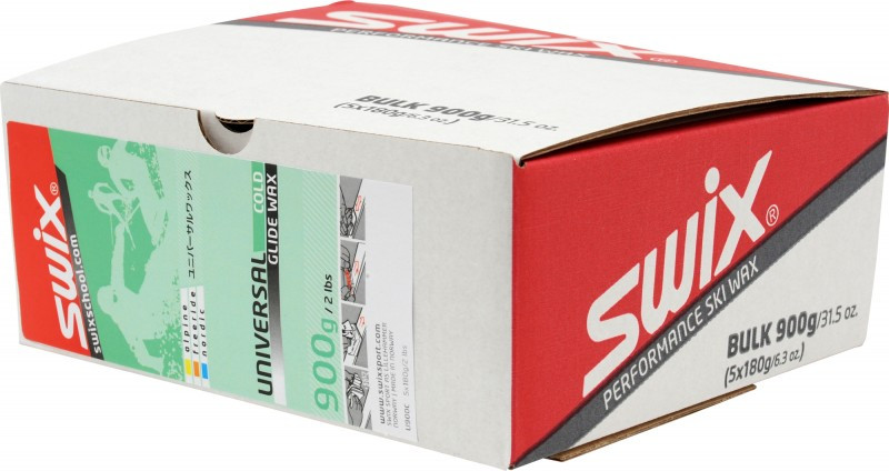 Углеводородный парафин Swix U900C Uni Wax 900g