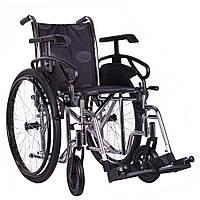 Коляска инвалидная MILLENIUM III хром OSD, фото 1