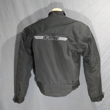 Мотокуртка FLM бу текстиль, фото 2