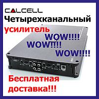 Звуковой усилитель CALCELL BST 100.4 (90/155Вт)