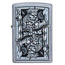 Зажигалка Zippo Steampunk King Spade, 29877, фото 2