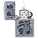 Зажигалка Zippo Steampunk King Spade, 29877, фото 3