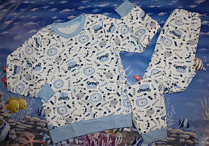 Пижама 100% хлопок 5,6,7,8 лет