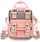 Мини рюкзак - сумочка Doughnut коралл, фото 2