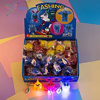 """Кулон детский светящийся в темноте """"Angry Birds"""", фото 3"""