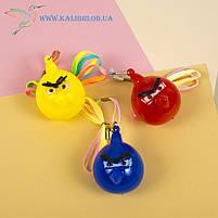 """Кулон детский светящийся в темноте """"Angry Birds"""", фото 2"""