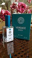 Мужская туалетная вода Eros Versace (версаче эрос) тестер 50 мл производства ОАЭ Diamond (реплика)