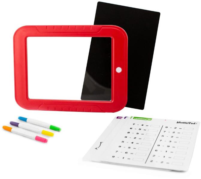 3D доска (планшет) для рисования Magic Sketchpad Red