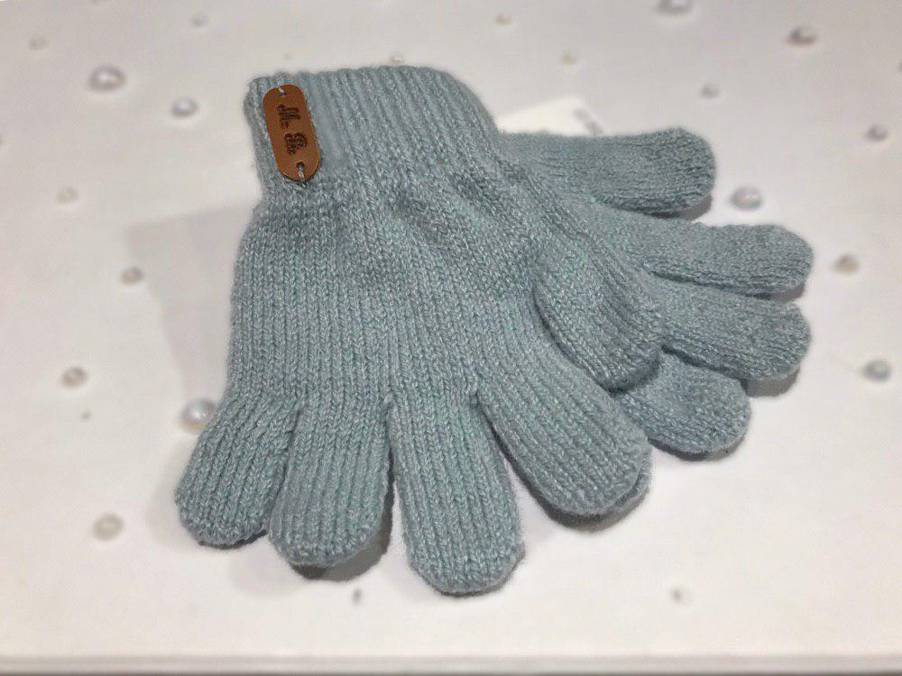 Детские перчатки для мальчика Margot Польша Dante Красный голубой, голубой