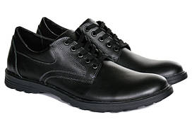 Мужские туфли большого размера с натуральной кожи Classic р. 46 47 48 49 50