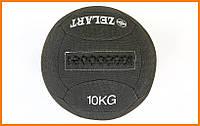 Медбол для кроссфита кевларовый 10 кг