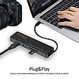 USB Type-C Хаб Promate LinkHub-C, фото 5