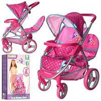 Детская коляска для двоих куколок Hauck D-86022