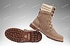 Берцы демисезонные / военная, рабочая обувь САХАРА (бежевый), фото 3