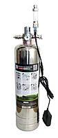 Система подачі вуглекислого газу (СО2) в акваріум на соді й лимонної кислоти, D-701