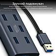 USB Type-C Хаб Promate EZHub-7, фото 3