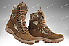 Берцы демисезонные / военная, тактическая обувь GROZA (крейзи), фото 7