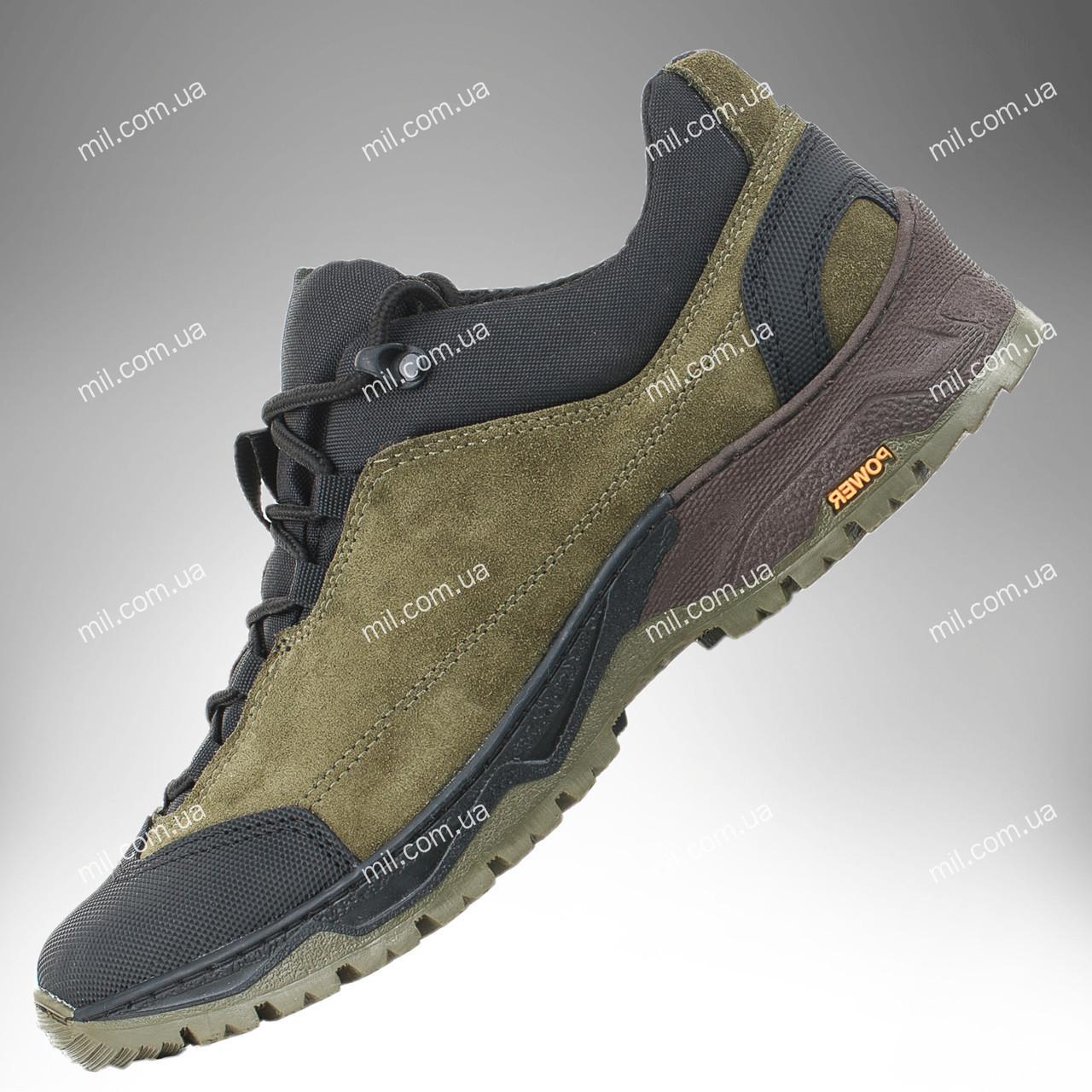 Тактические кроссовки / демисезонная военная обувь Trooper CROC Gen.II (olive)