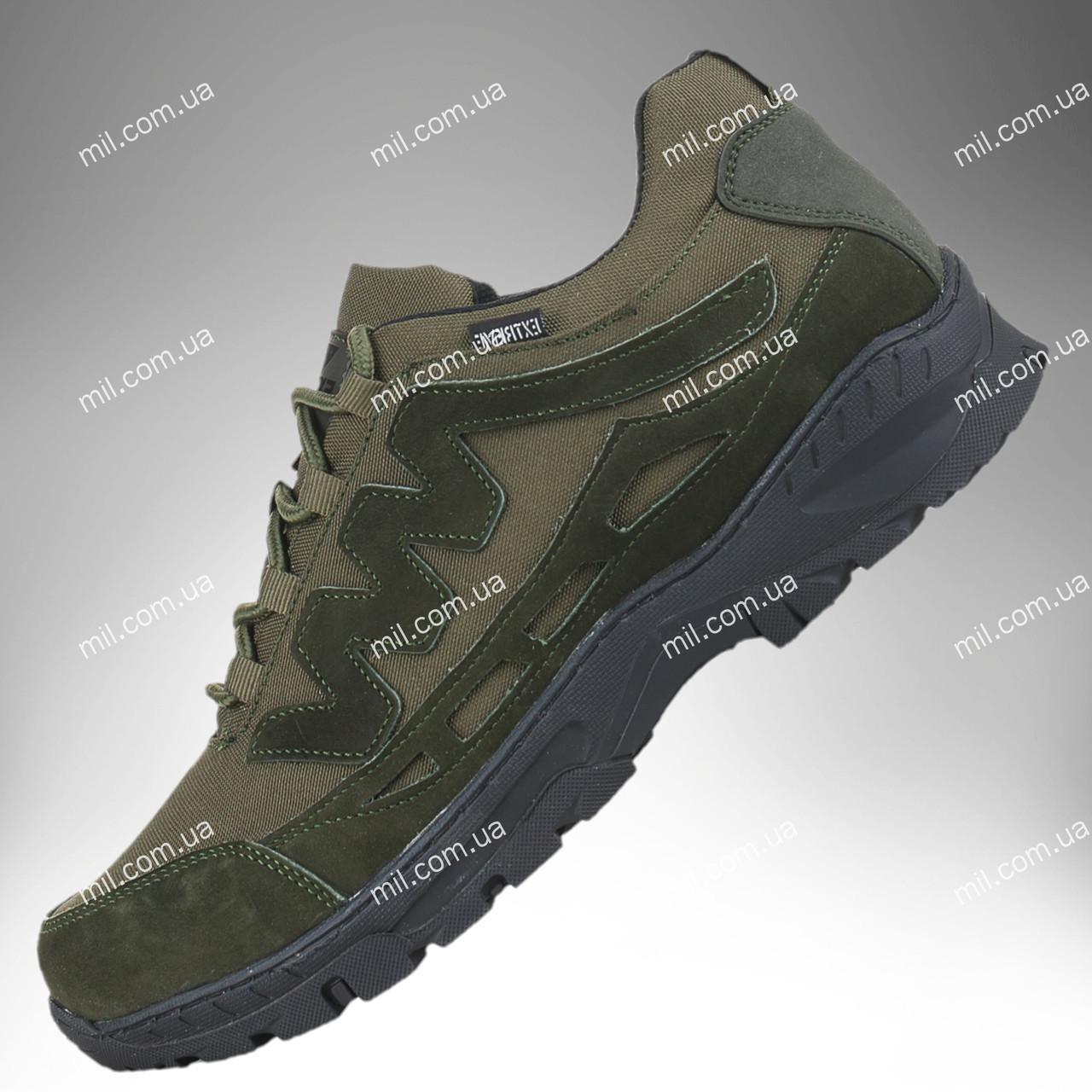 Тактические кроссовки / демисезонная военная обувь Comanche Gen.II (olive)