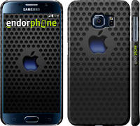"Чехол на Samsung Galaxy S6 G920 apple 2 ""1734c-80"""