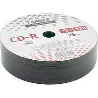 Диск CD-R Axent 700MB/80min 52X 25 шт
