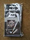 Подарочный бумажный пакет МИНИ ''Часы'' 8*12*3.5 см, фото 2