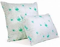 """Подушка для сна """"Алоэ вера"""" 70*70 см."""