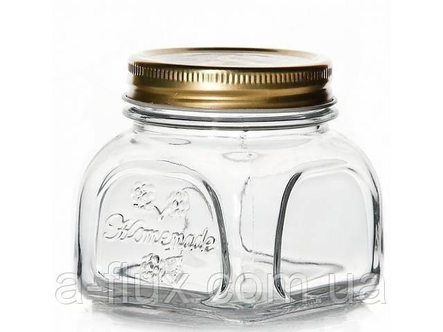 Банка для сыпучих продуктов 300мл Homemade Pasabahce 80383