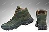 Тактическая обувь демисезонная / военные, армейские ботинки Tactic HARD3 (olive), фото 4