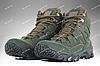 Тактическая обувь демисезонная / военные, армейские ботинки Tactic HARD3 (olive), фото 5