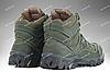 Тактическая обувь демисезонная / военные, армейские ботинки Tactic HARD3 (olive), фото 6