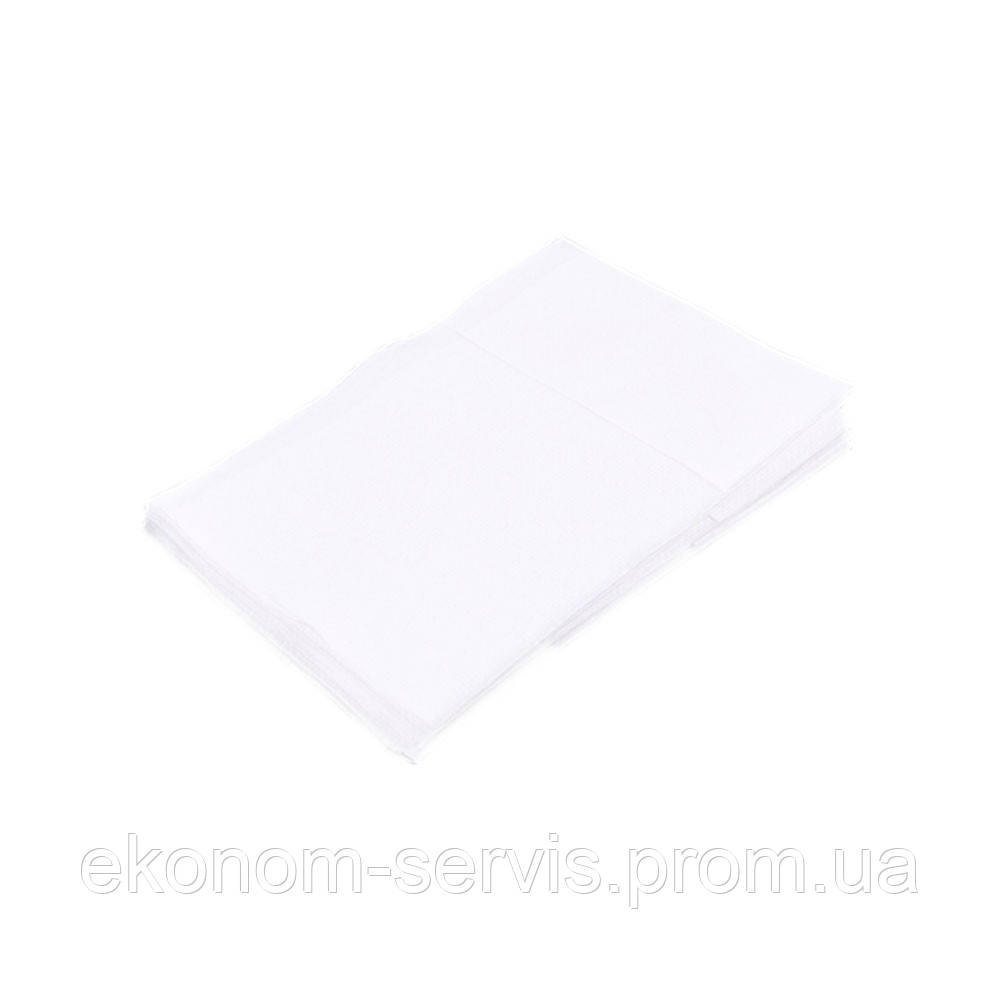 Серветка для настільного диспенсера Fesko L-додавання, 17*17см, 2000 аркушів