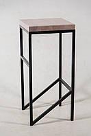 Барный стул GoodsMetall в стиле ЛОФТ 750х350х350 БС223