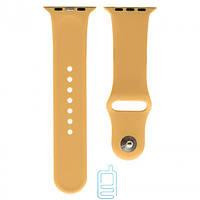 Ремешок Apple Watch Band Silicone One-Piece 38mm 15