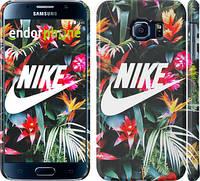 "Чехол на Samsung Galaxy S6 G920 Nike v13 ""2705c-80"""