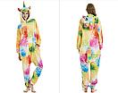 Пижама кигуруми Взрослые и Детские Единорог цветной, фото 3