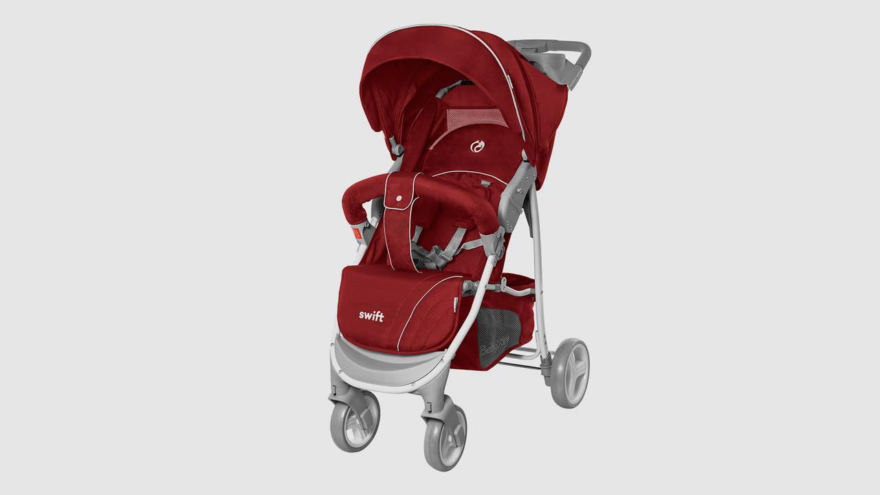 Коляска прогулочная Babycare Swift.BC-11201-1-RED.Красный