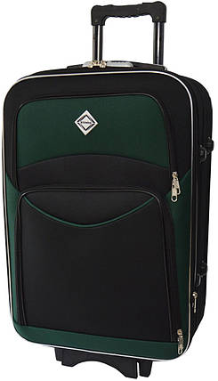 Чемодан Bonro Style большой черно-зеленый (10012716), фото 2
