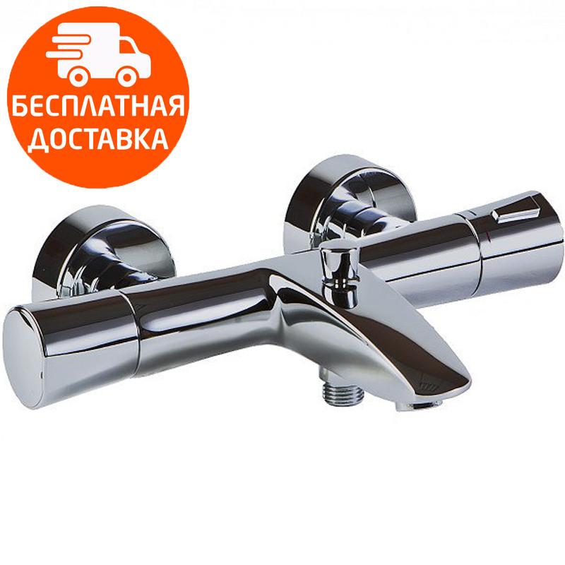Смеситель для ванны с термостатом Kludi Zenta 351010538 хром