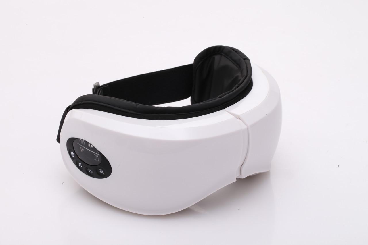Массажер для глаз и лица Zenet ZET-702 массажные очки