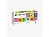 Игра DoDo Домино Овощи 300249