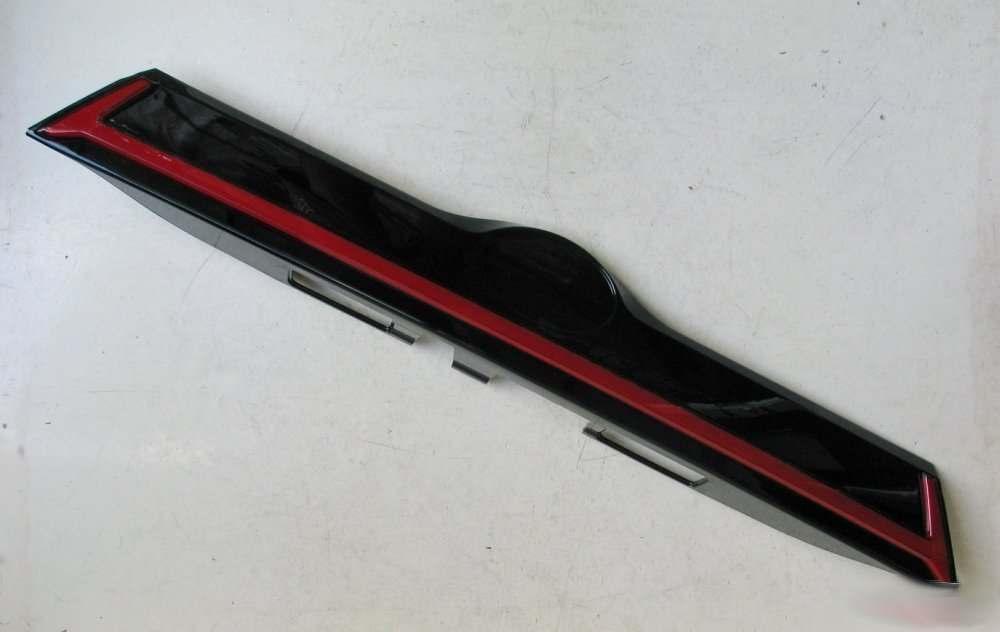 Фонари LED вставка тюнинг оптика Toyota Highlander XU50 красная